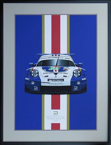 Porsche 911 RSR 'Rothmans'