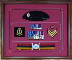 Royal Army Medical Corps.
