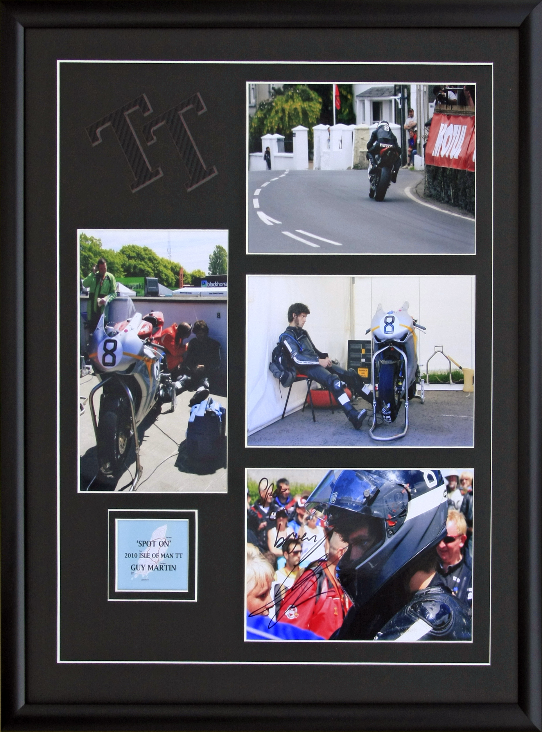Guy Martin Isle of Man TT
