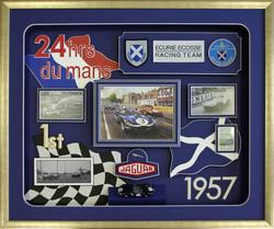 Ecurie Ecosse Le Mans 1957