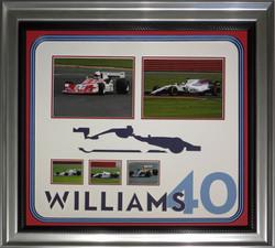 Williams F1 40