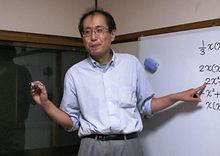 久米川駅近くの進学塾 双輪学館の授業の1コマ