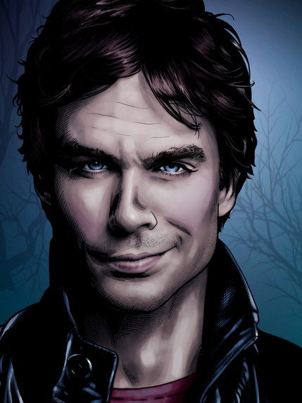 THE VAMPIRE DIARIES (Digital First)