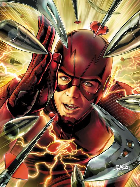 THE FLASH SEASON 0 issue 10 (DC Comics 2015)