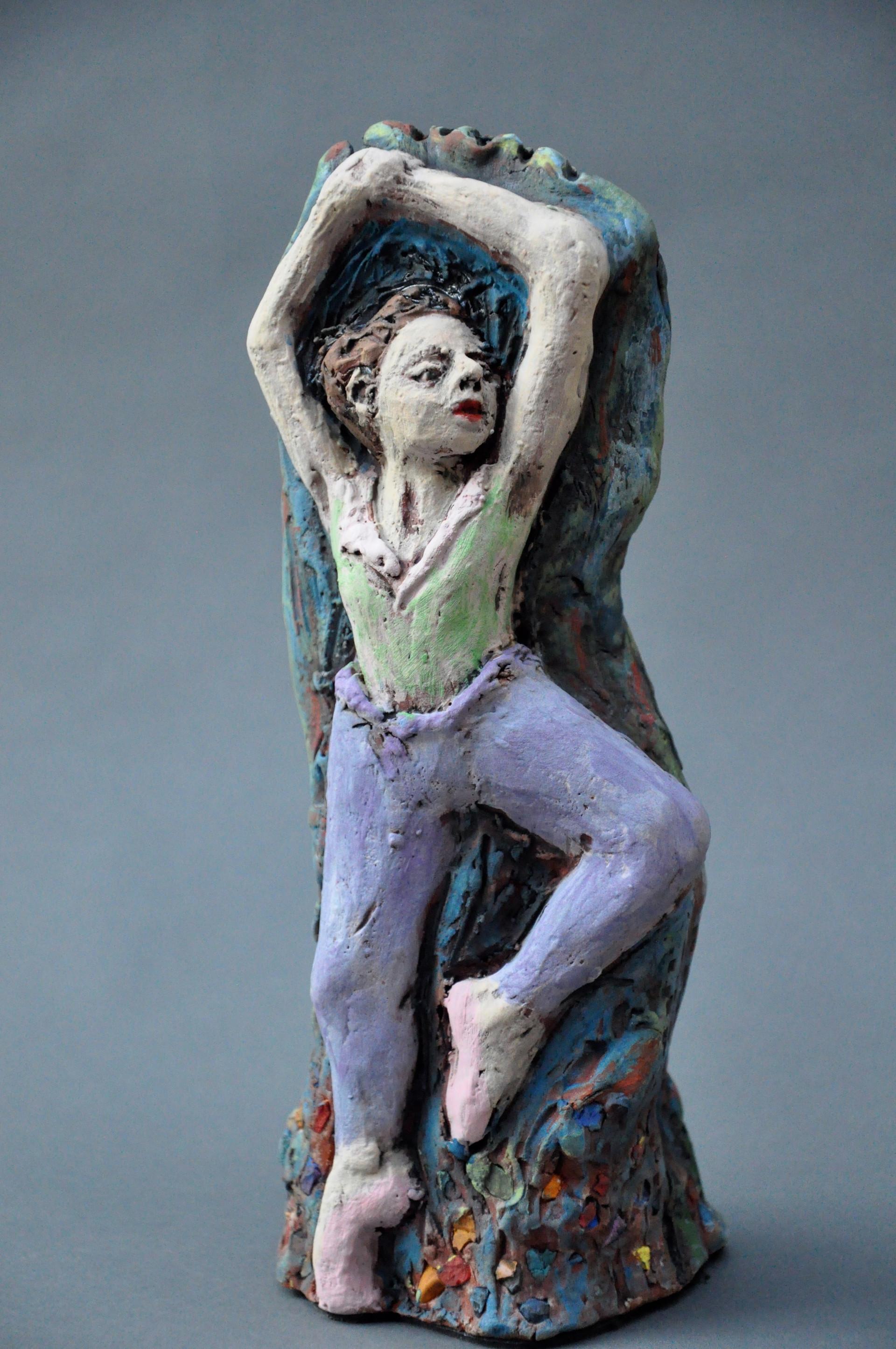 Purple Spanish Dancer