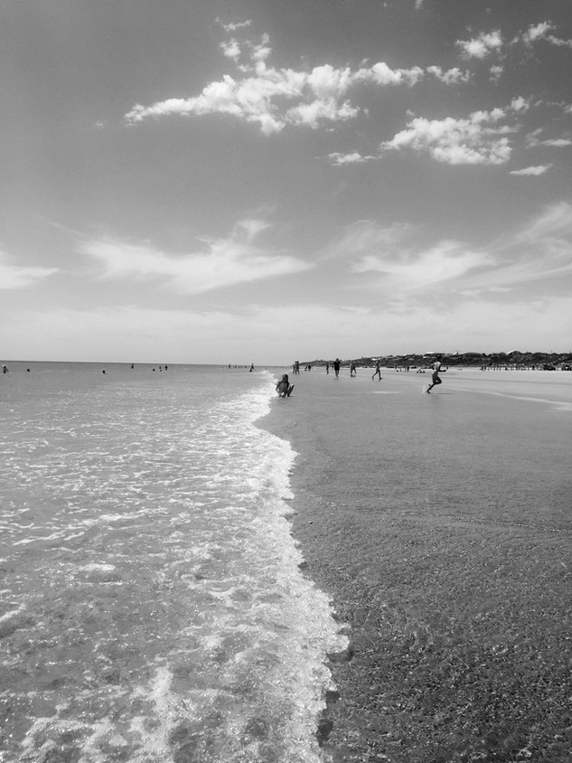 beach inspired