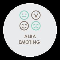 Alba Emoting, Terapias