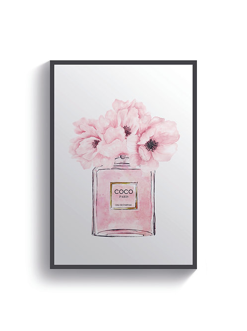 Floral Coco - Discounted