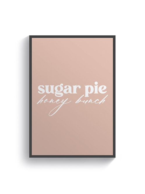 Sugar Pie Honey Bunch - Blush