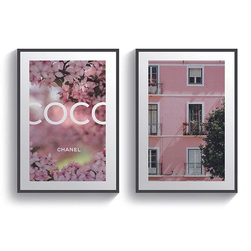 Set of 2 Coco Views