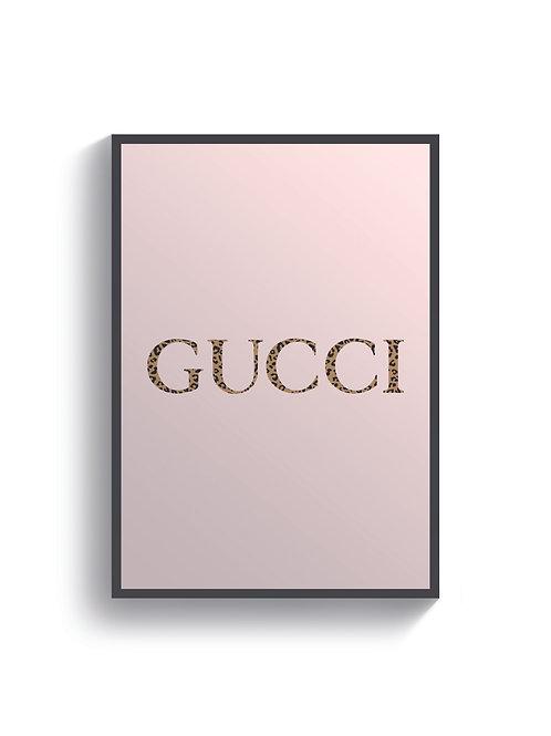 Gucci Blush Print