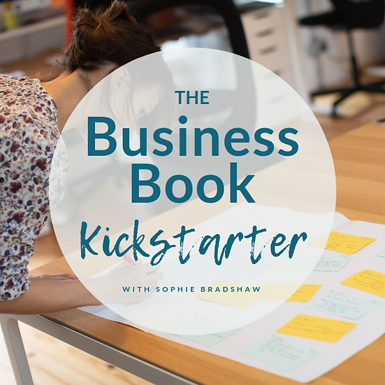 The Business Book Kickstarter