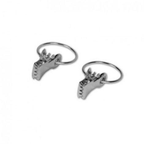 Зажим для штор с кольцом (металл) BLITZ CL-002