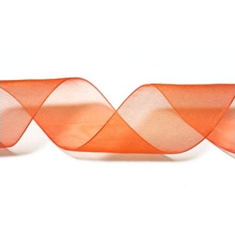 Лента капроновая 50мм OR-50 BLITZ цвет: оранжевый