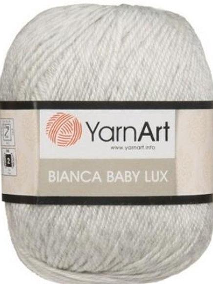 YarnArt BIANCA babilux-363-cветлосерый 50г/150м Турция