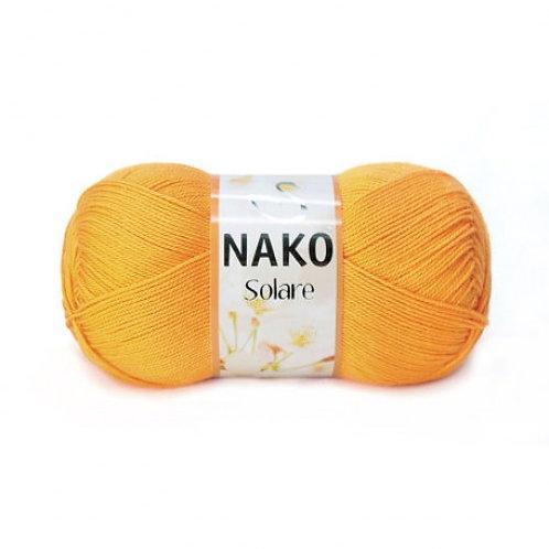 NAKO Solare  - 1380 - т. желтый 100г/380м