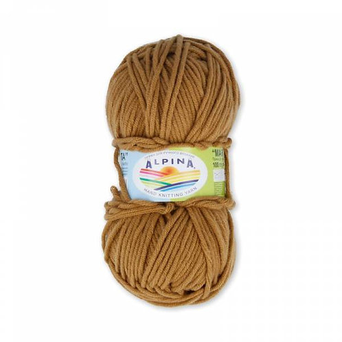 """ALPINA """"MARTA"""" - 029 - св. коричневый 100г/120м"""