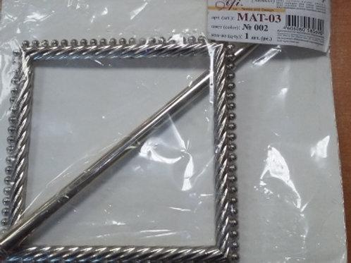 Подхат для штор МАТ-03 металл