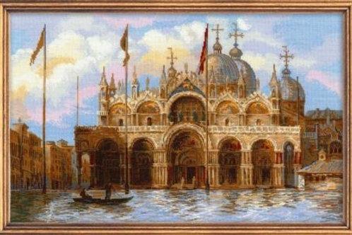 """Вышивка крестом """"Венеция"""", 536»"""