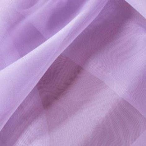 Ткань вуаль цвет: светло светло-сиреневый высота: 290см