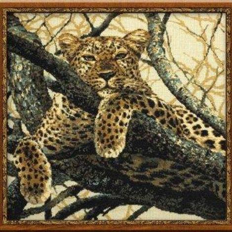 "Вышивка крестом ""Леопард"", 937"