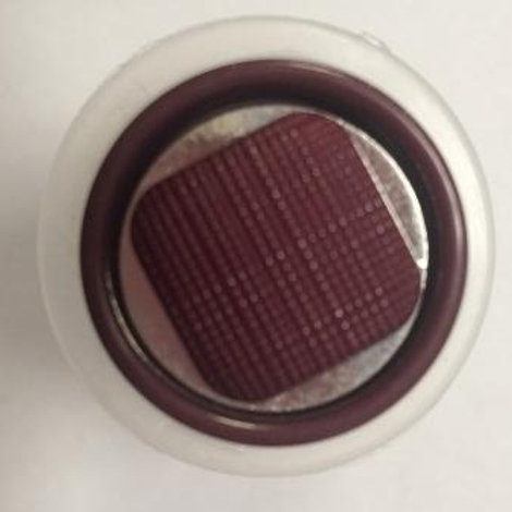 Пуговица EL 0044 D 25 мм тёмно-коричневый Гамма
