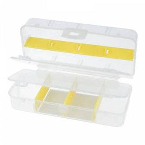 "Коробка (пластик) арт. ОМ-097,""Gамма"". Размер: 14,8х6,4х5,0 см."