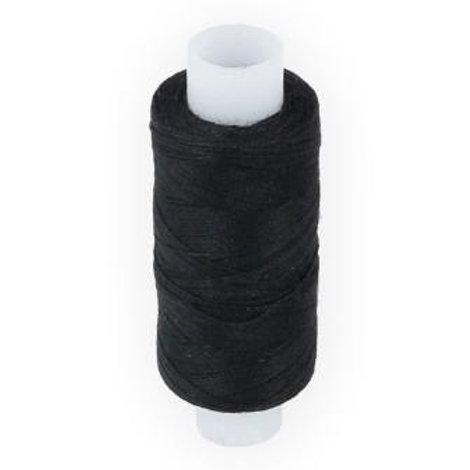 Нитки швейные армированные 44ЛХ, цвет № 6818 ( чёрные )