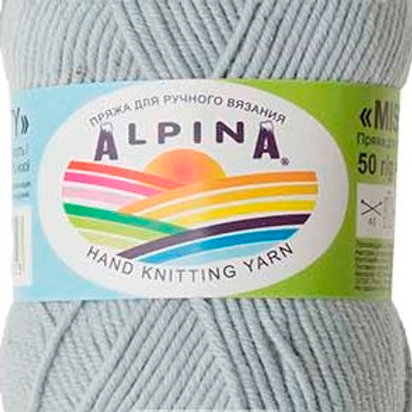 Alpina Misty - 04 - бл. голубой 50г/105м