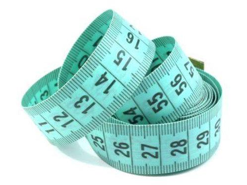Сантиметр портновский 150 см.