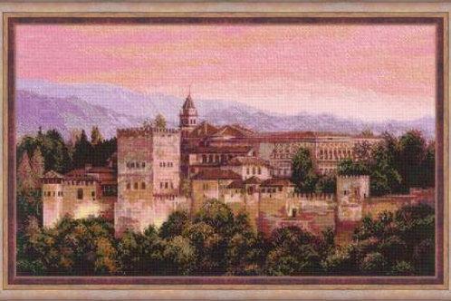 """Вышивка крестом """"Альгамбра"""", 1459"""