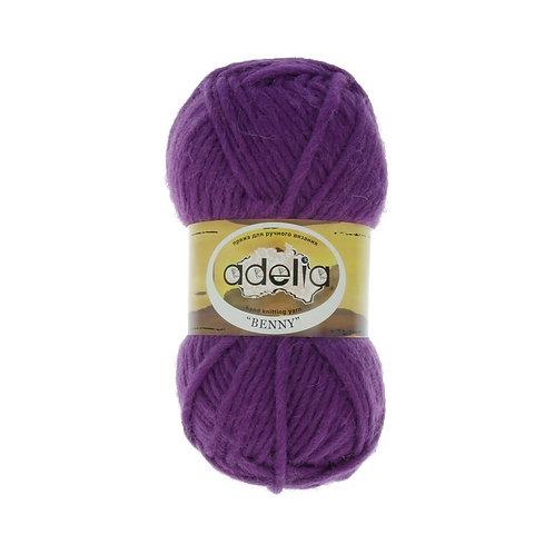 Adelia Benny 796 фиолетовый 100г/96м