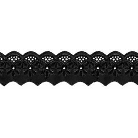 """Шитьё """"Гамма"""" 168 цвет: чёрный, ширина: 50мм"""
