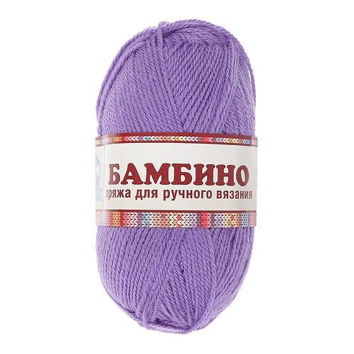 """Камтекс """"Бамбино""""-276-колокольчик 50г/150м 35% меринос 65% акрил"""