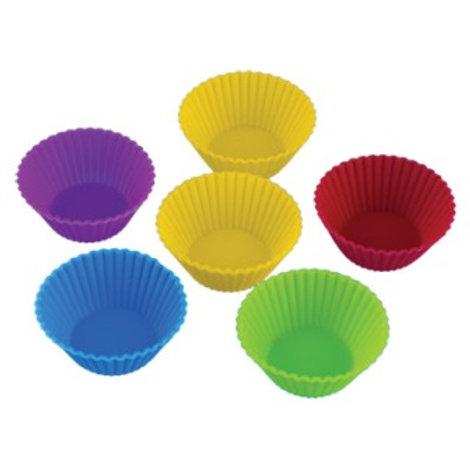 Силиконовая форма для выпечки Pan-Cake SPC-044 6шт.