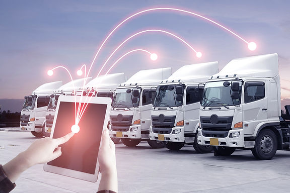 Optimization of a Truck Fleet and Driver Management System