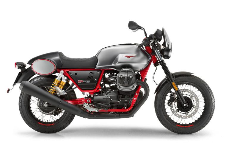 Moto Guzzi - v7 III Racer
