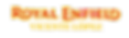 Royal Enfield - Logo bicolor una linea.p