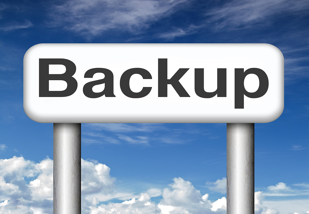 Backup your data instead of worrying about recovering