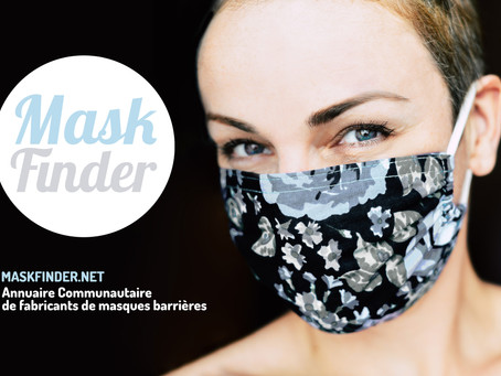 MaskFinder : un site utile et pratique pour trouver des masques près de chez vous