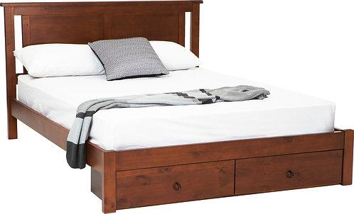 Saleen Storage Queen or Double Bed