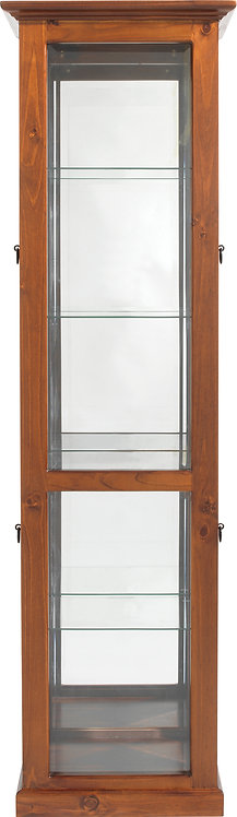 Tall Slim Display Cabinet