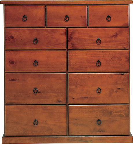 11 Drawer Large Chest