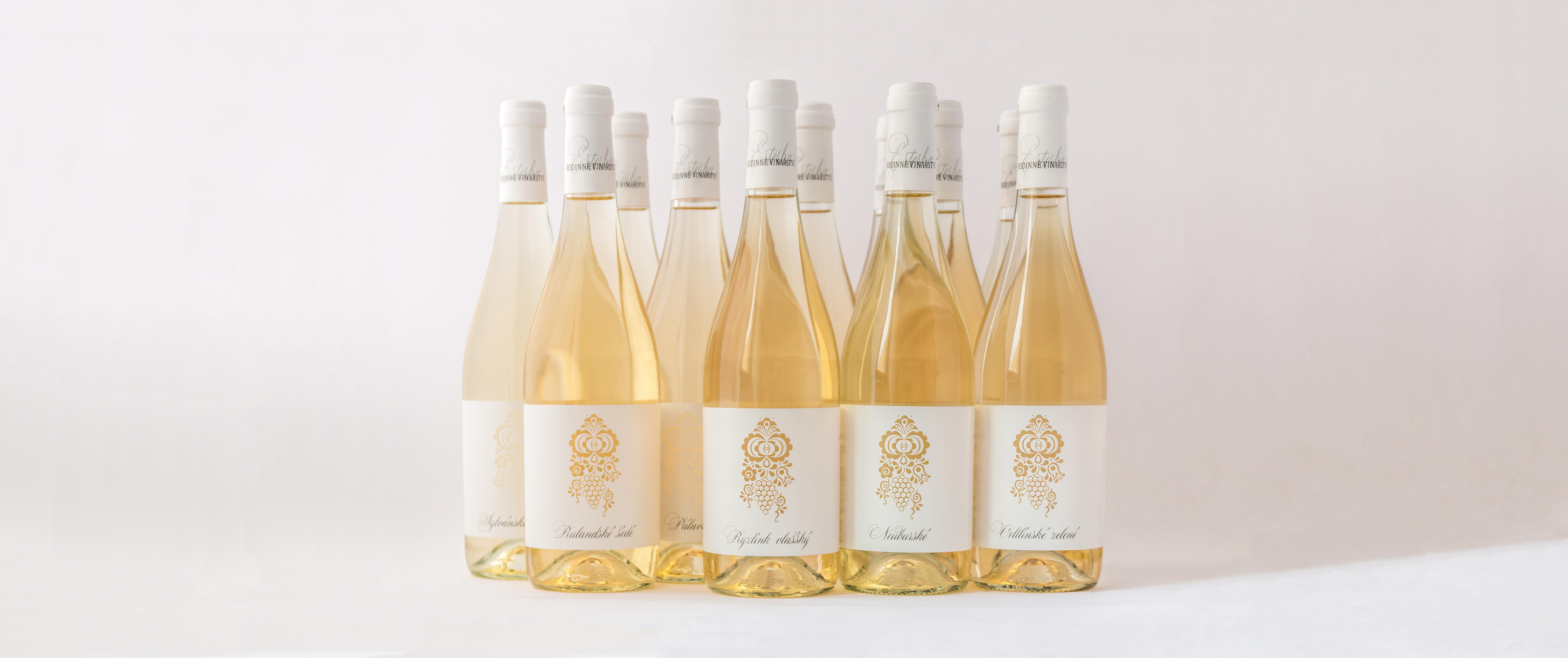 Bílé vína