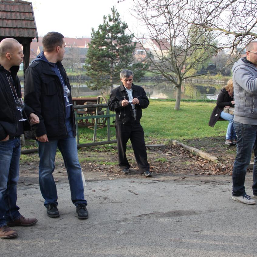 Sv. Martin na Mutěnicku 2013