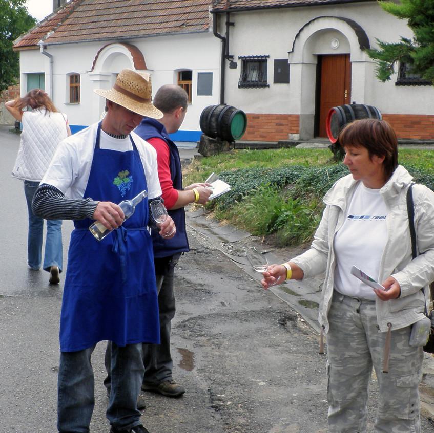 Otevřené sklepy Terezín 2011