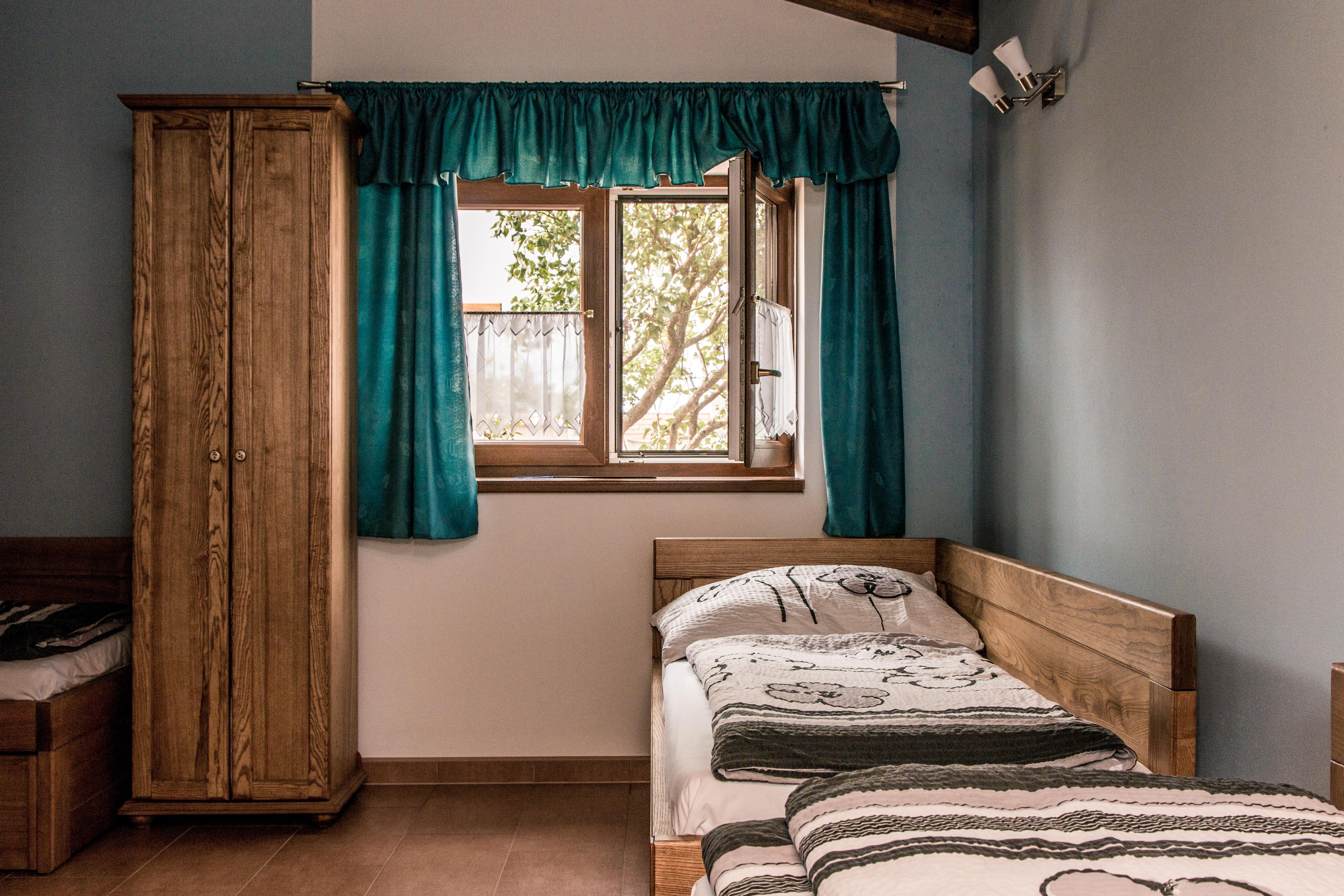 Modrý pokoj / Penzion Šohaj