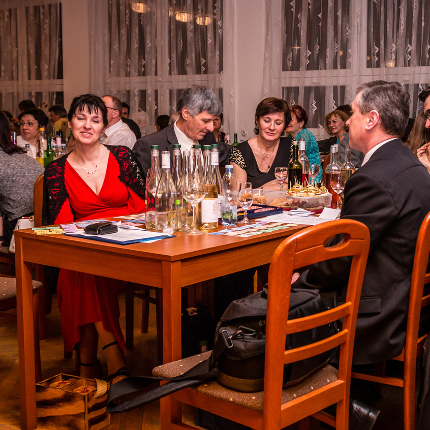 Ples terezovských vinařů 2016