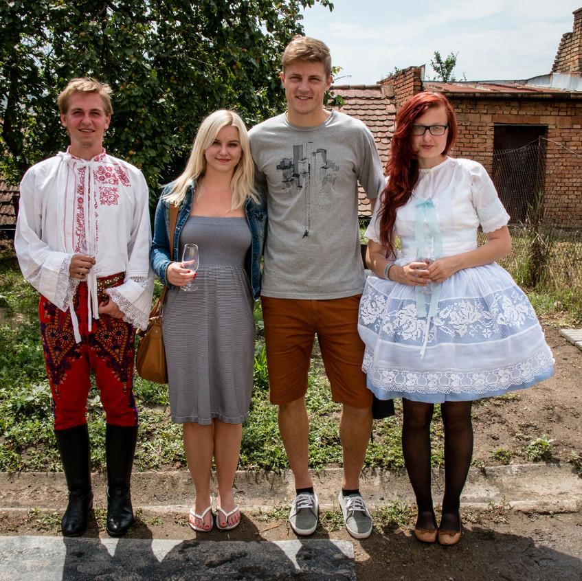Otevřené sklepy Terezín 2014