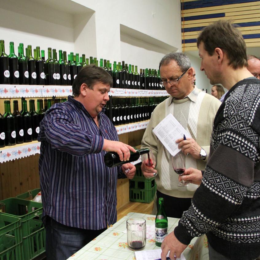 Výstava vín Čejč 2014